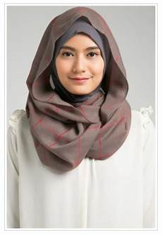 Model Kreasi Jilbab Modern 2016 Gaya Simple