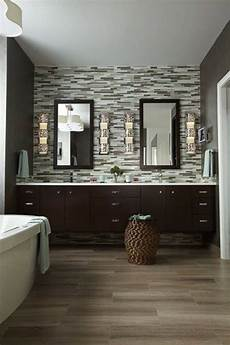 Bathroom Ideas Brown Cabinets by 35 Grey Brown Bathroom Tiles Ideas And Pictures Bathroom