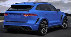 Jaguar F Pace Clr F By Lumma Design Sports 480 Hp Image 458298