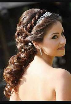 gallery quinceanera hairstyles with bump and curls