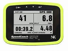 nk speedcoach sup stand up paddle gps trainer im test
