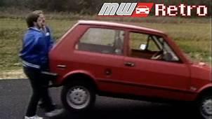 1987 Yugo GV And Hyundai Excel  Retro Review YouTube