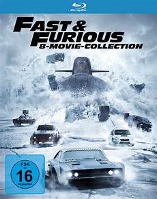 Fast Furious 8 Collection Jpc