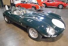 jaguar d type replica kit car 1956 jaguar d type nose replica for sale on bat