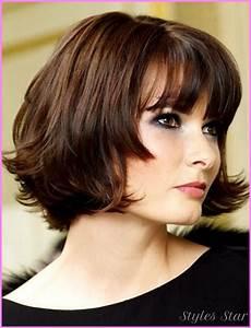 chin length wavy hairstyles star styles stylesstar com