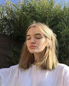 Girl Tumblr And Aesthetic Afbeelding Hair Pinterest