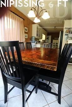 mennonite furniture kitchener kitchener reclaimed wood tables trestle base ontario hd