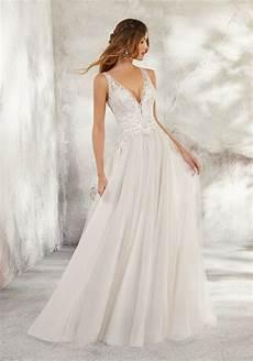 leonita wedding dress style 5681 morilee
