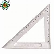 Winkel Messen Mit Zollstock - 8 200mm triangle ruler angle ruler protractor stainless