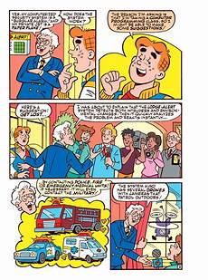 And Me Malvorlagen Comic Archie And Me Comics Digest 4 Preview Comics News