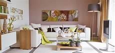 Schönen Wohnen Farben - farbidee wohnzimmer kuschelig im retro trend sch 214 ner