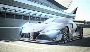 2014 Toyota FT 1 Vision GT Concept Review  Top Speed