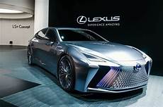 lexus ls concept a model planned for introduction by