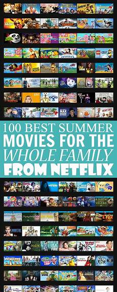 100 best summer for the whole family on netflix