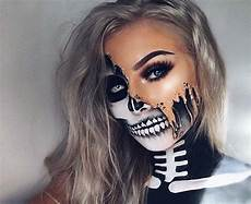23 Skeleton Makeup Ideas For Page 2 Of 2