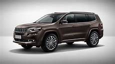 grand jeep 2019 jeep grand commander fully unveiled at beijing motor