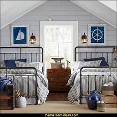 Bedroom Decor Ideas With Furniture by Decorating Theme Bedrooms Maries Manor Nautical Bedroom
