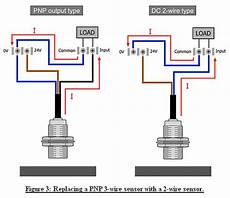 analog 2 wire dc inductive proximity switch electrical engineering stack exchange
