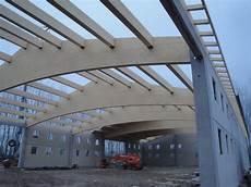 capannoni in legno lamellare realizzazioni coperture industriali in legno per capannoni