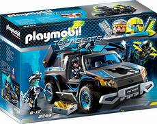 Playmobil Ausmalbilder Top Agents Playmobil Top 4x4 Des Agents Du Dr Drone 9254 Migros