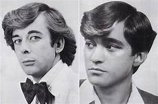 romantic men s hairstyle from the 1960s 1970s