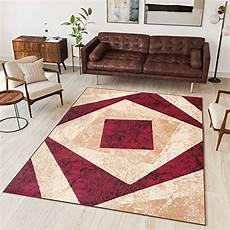 tapis framboise salon tapis design et modernes pas cher grands tapis salon