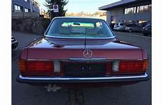 mercedes 280 slc occasion mercedes 280 slc chf 16 900 occasion