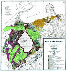 recursos naturales del estado zulia geolog 237 a venezolana mapas