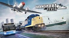 Transport Fever Gamescom Trailer