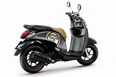 Scoopy New Modif by New Honda Scoopy Fi Terlihat Lebih Elegan Sobatmotor