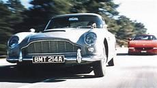 Aston Martin Relance La Voiture De Bond Avec