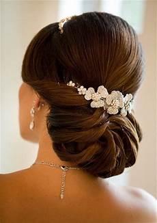 Bun Hairstyles For Weddings
