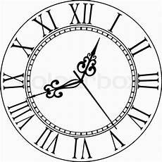 Uhr Malvorlagen Uhr Ausmalbild Malvorlagentv