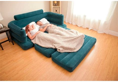 Poltrona Gonfiabile Intex Prezzi : Intex Sofa Bed Materasso Gonfiabile Divano Poltrona 68566