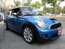 mini cooper s chili 2007 azul
