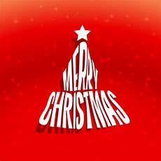merry christmas text free vector art 19167 free downloads