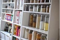 Vorratsschrank Organisieren Home