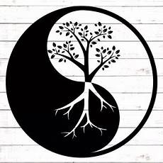 yin yang tree free svg svg free files svg