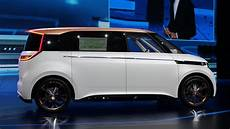 It Won Hearts At Ces And Now The Vw Budd E Is Named