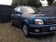 nissan micra 2001 2001 nissan micra nctd today for sale in clondalkin
