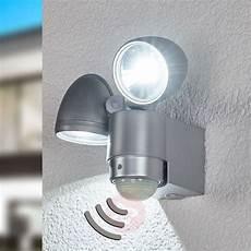 spot exterieur led radial two l led exterior wall spot lights co uk