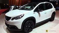 2017 Peugeot 2008 Gt Line Exterior And Interior