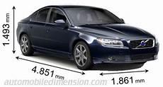 Te Bouwen En Wonen External Dimensions Volvo Xc60 2008