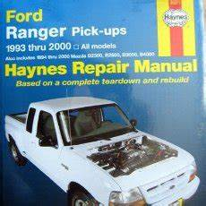 online auto repair manual 1993 ford ranger navigation system isuzu pick ups 6 trooper 1981 93 1984 91 vendido en venta directa 27616596