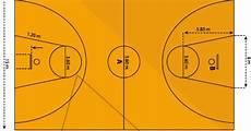 Gambar Dan Ukuran Lapangan Bola Basket Lengkap 9 Sport