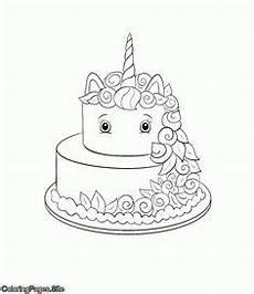 Malvorlagen Unicorn Cake 12 Best Unicorn Coloring Pages Images Unicorn Coloring