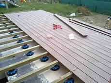 composite pour terrasse terrasse en bois composite la construction de notre maison