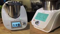 guided cooking test thermomix vs monsieur cuisine connect