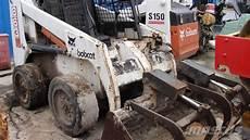 bobcat used skid steer loader s150 kompaktlader gebraucht