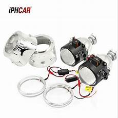 2 5inch Hid Projector Lens Led Day Running Car